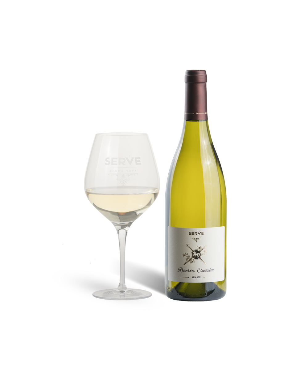 Rezerva Contelui Pinot Noir 2015