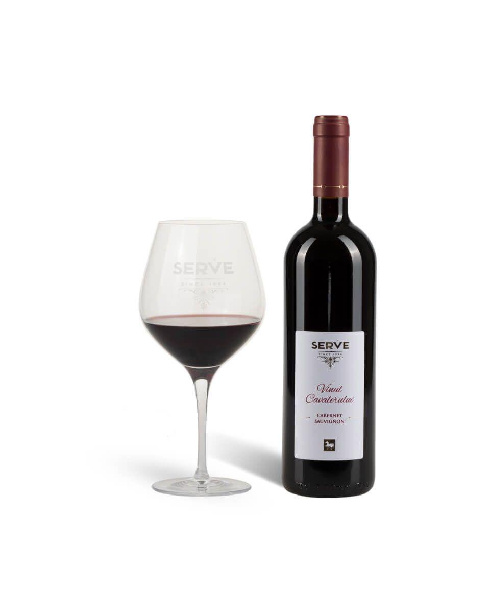 Vinul Cavalerului Cabernet Sauvignon 2018