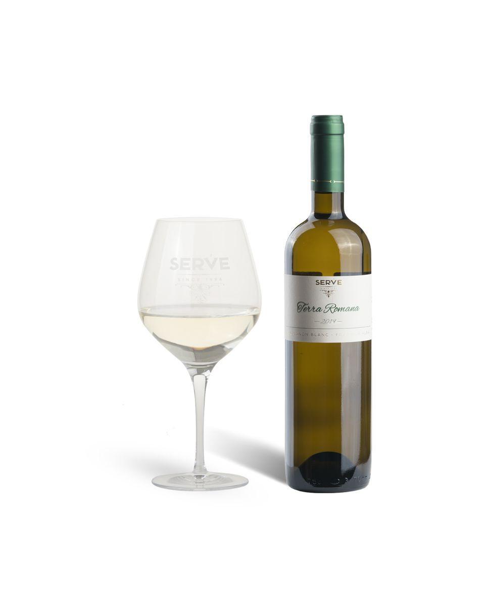 Terra Romana Sauvignon Blanc Fetească Albă 2019