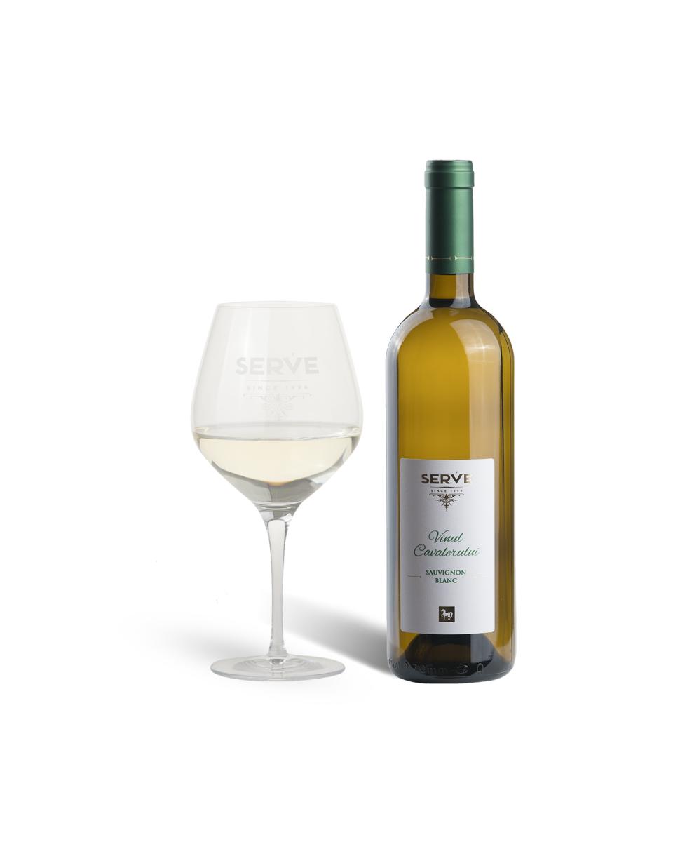 Vinul Cavalerului Sauvignon Blanc 2019